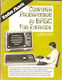 <cite>Computer Programming In BASIC For Everyone</cite>