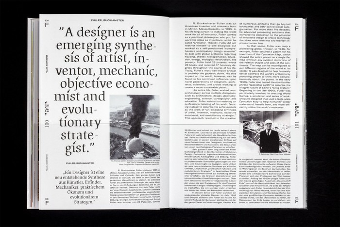 The big type on the left page is Autopia.