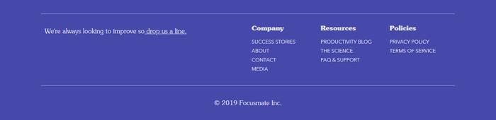 Focusmate website 6