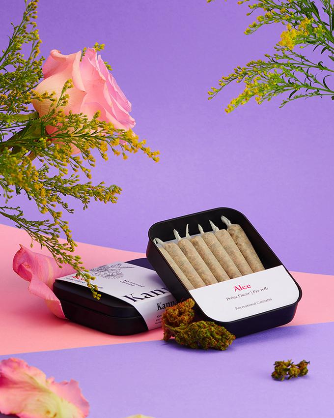 Kanna, a recreational cannabis brand 2