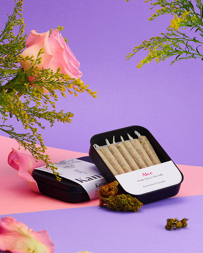 Kanna, a recreational cannabis brand 2