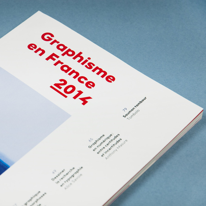 Graphisme en France 2014 2