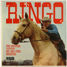 The Deputies – <cite>Ringo </cite>album art