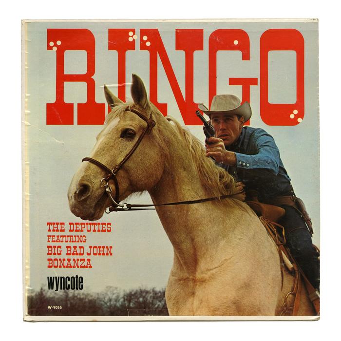 The Deputies – Ringo album art