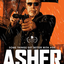 <cite>Asher</cite> movie poster
