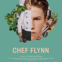 <cite>Chef Flynn</cite> movie poster