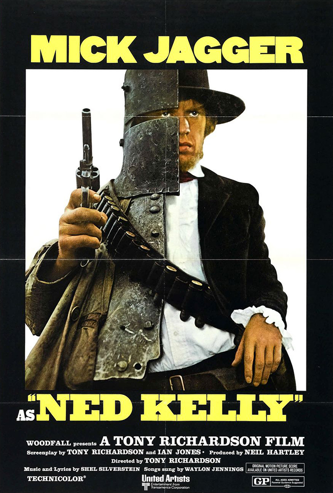 Ned Kelly (1970) movie posters 1