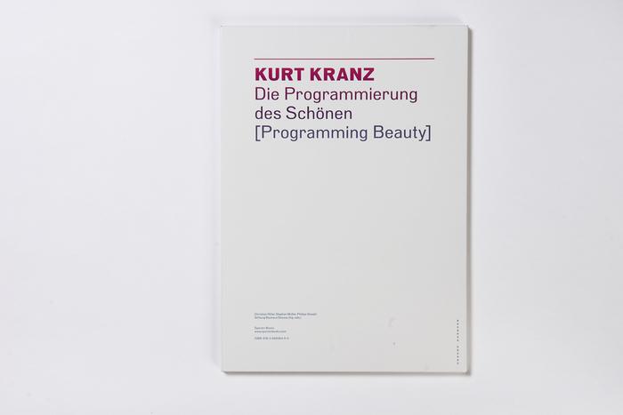 Programming Beauty – Kurt Kranz 1