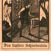 <cite>Das tapfere Schneiderlein</cite>