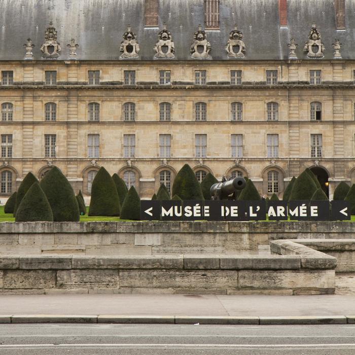 Musée de l'Armée, Invalides 3