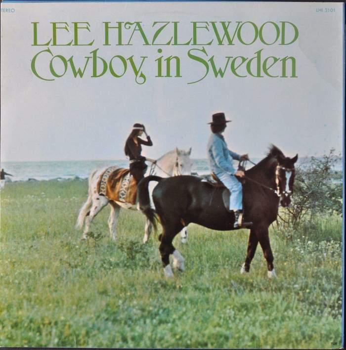 Original album art, LHI Records, 1970. Designer not credited.