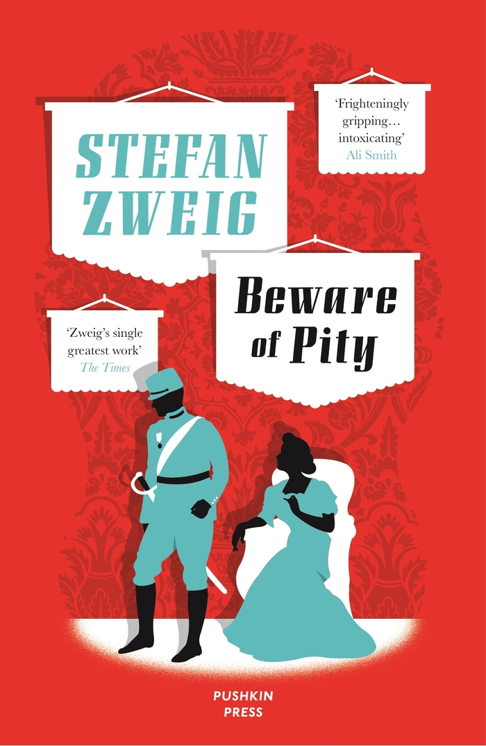Beware of Pity (hardback), 2012.