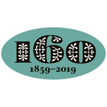 Baddeley Brothers anniversary logo