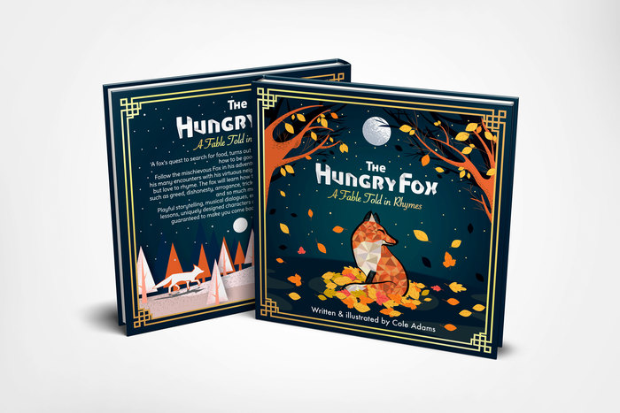 The Hungry Fox: a Fable Told in Rhyme 3