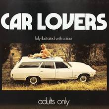 <cite>Car Lovers: Adults Only</cite>