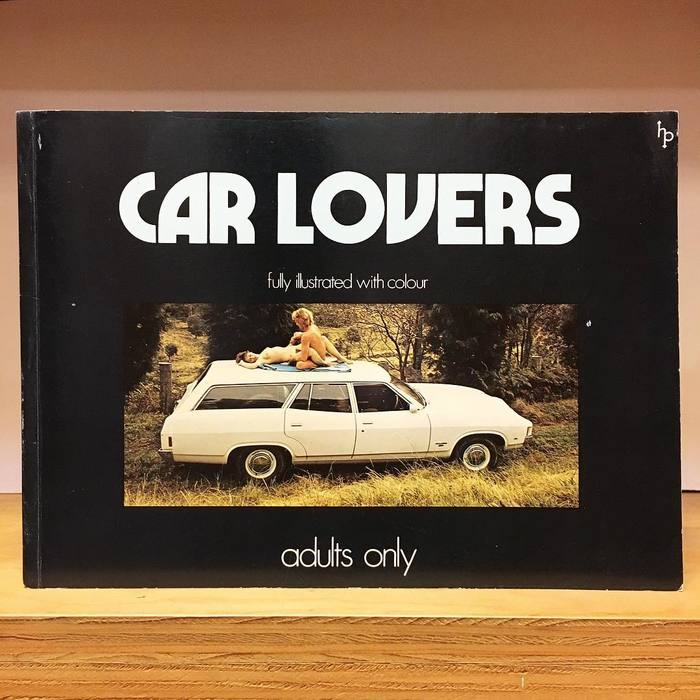Car Lovers: Adults Only