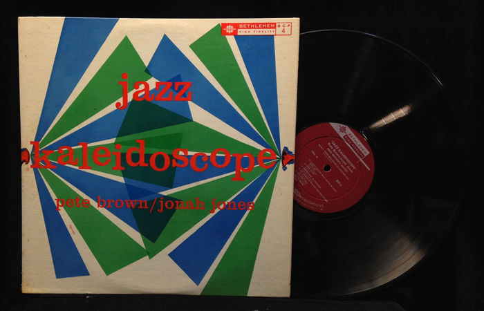 Jazz Kaleidoscope by Pete Brown & Jonah Jones 1