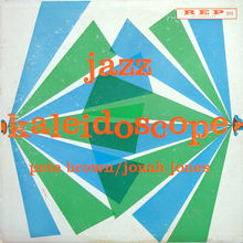 <cite>Jazz Kaleidoscope</cite> by Pete Brown & Jonah Jones