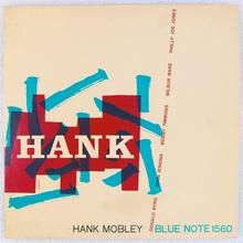 Hank Mobley Sextet – <cite>Hank</cite>