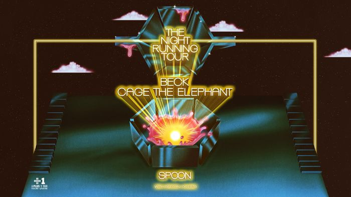 The Night Running Tour: Beck & Cage The Elephant 1