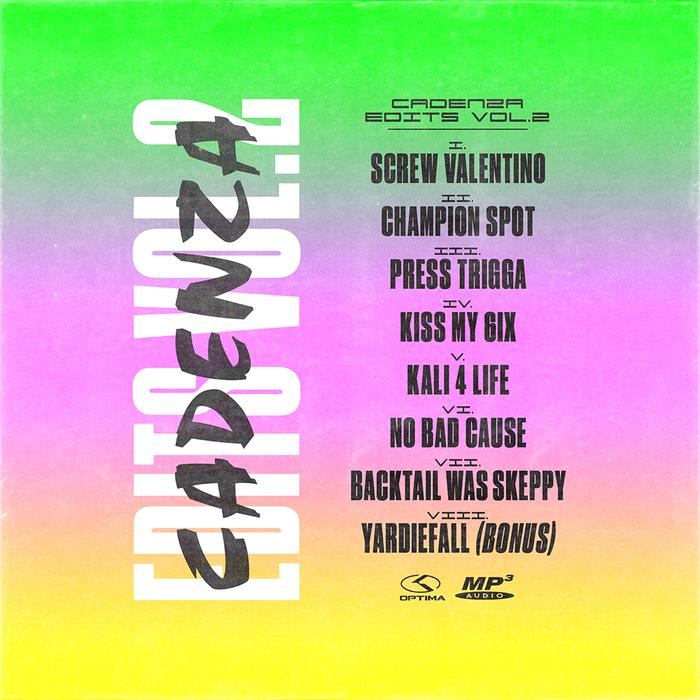 Edits Vol. 1 & 2 – Cadenza 2