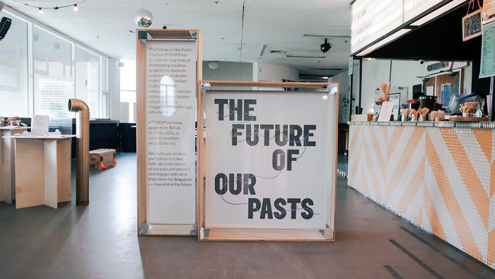 The Future of our Pasts festival 2