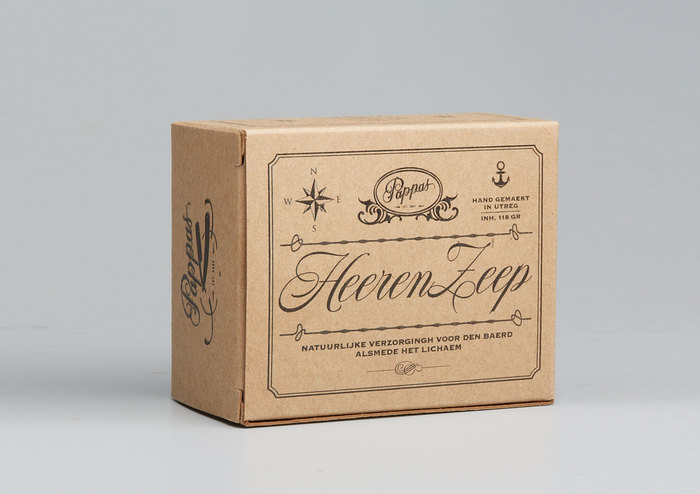 """""""HeerenZeep – natural care for beard and body"""""""