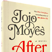 <cite>After You</cite> by <span>Jojo Moyes (Viking Press </span>hardcover)