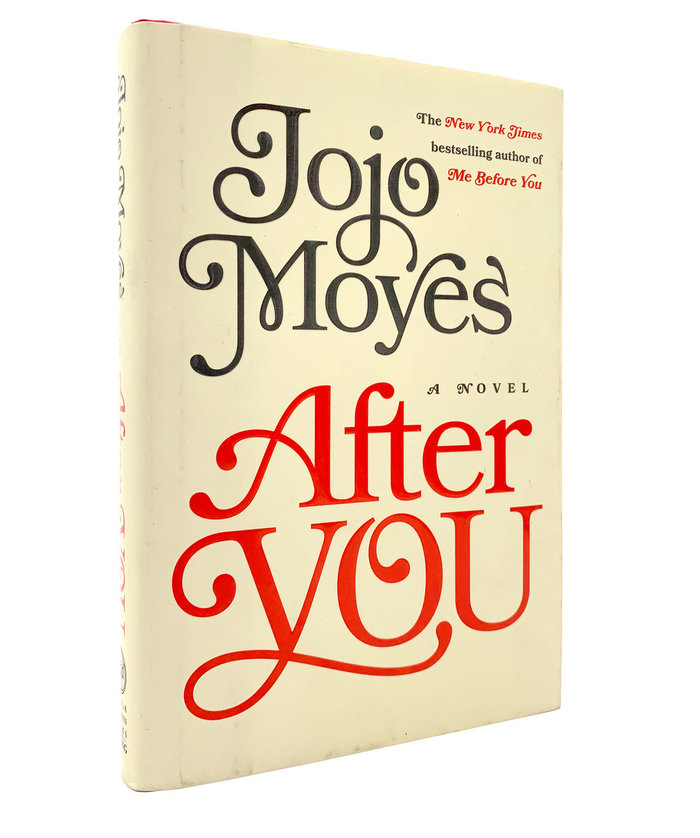 After You by Jojo Moyes (Viking Press hardcover) 2