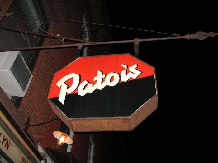 Patois sign, 2008