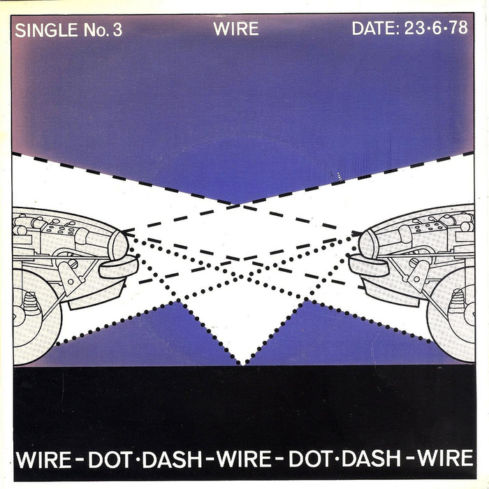 """Dot Dash"" – Wire 1"
