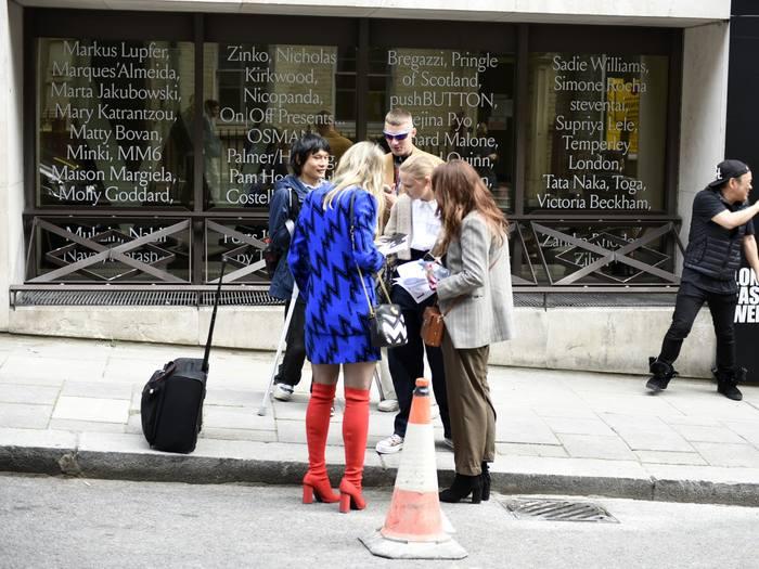 London Fashion Week (SS19) 8