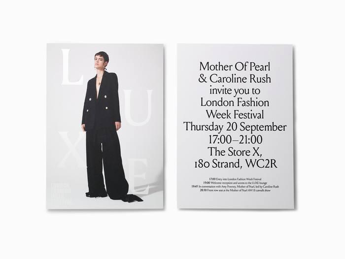 London Fashion Week (SS19) 7