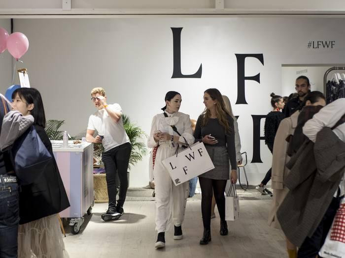 London Fashion Week (SS19) 10