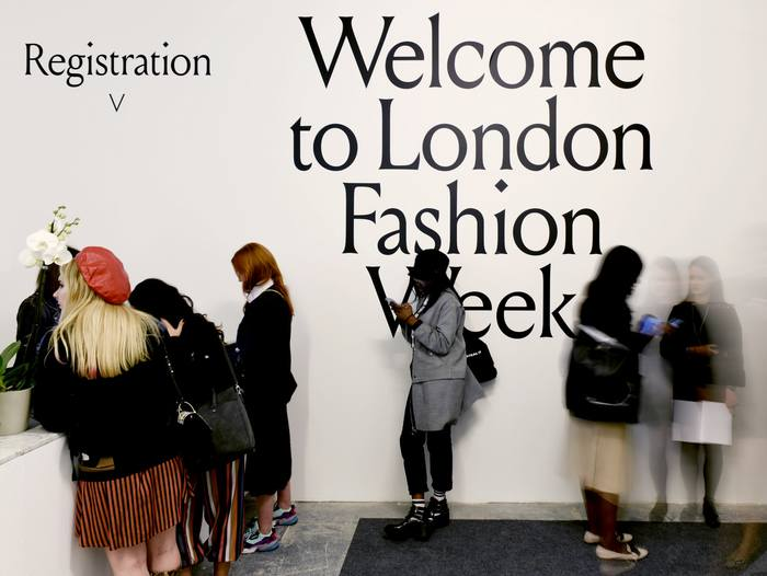 London Fashion Week (SS19) 16
