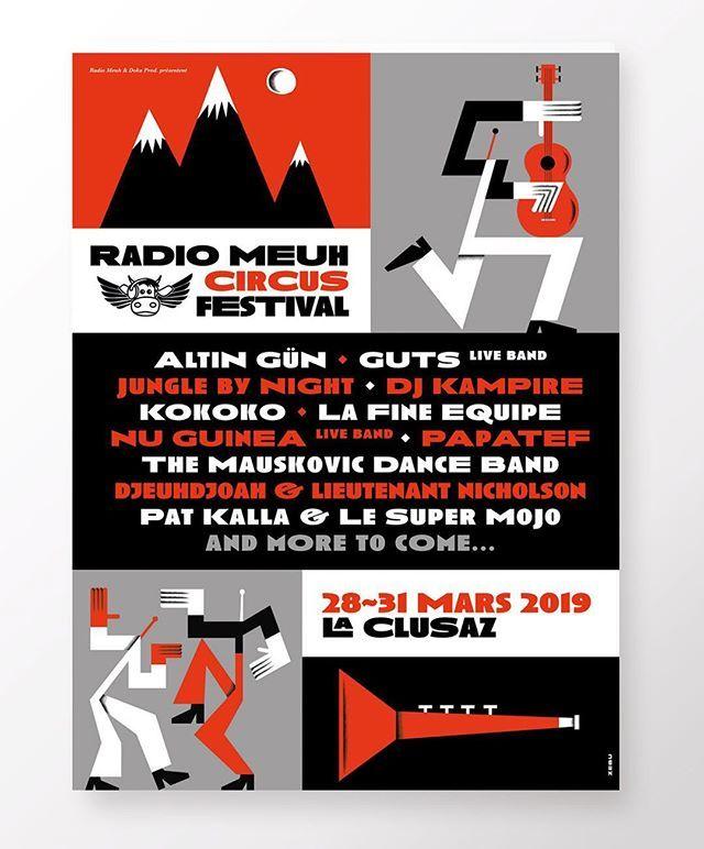 Radio Meuh Circus Festival 2019 2