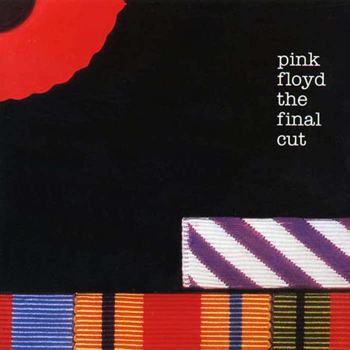 Pink Floyd – The Final Cut album art 1