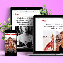 <cite>Viva!</cite> website