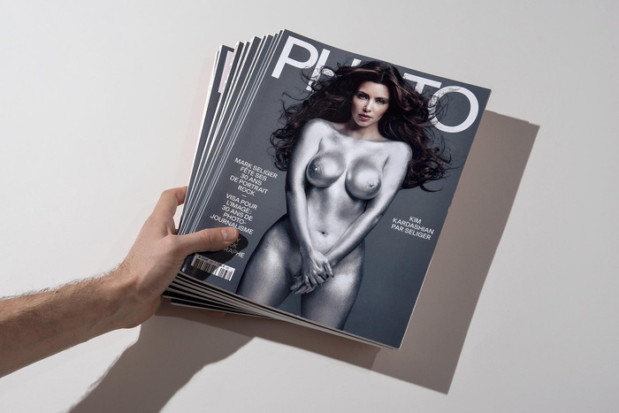Photo magazine redesign 1