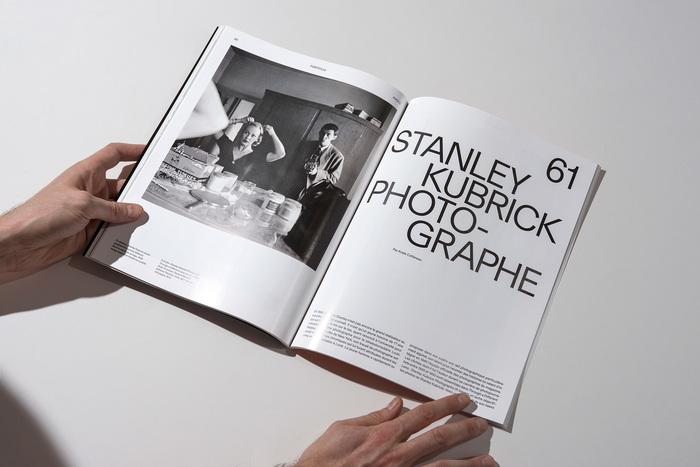 Photo magazine redesign 3