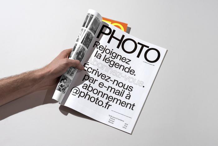 Photo magazine redesign 4