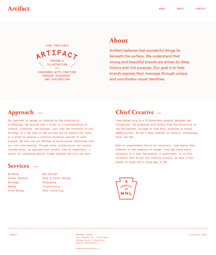 Artifact Studio 5