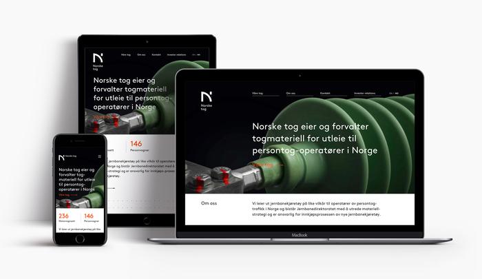 Norske tog website 1