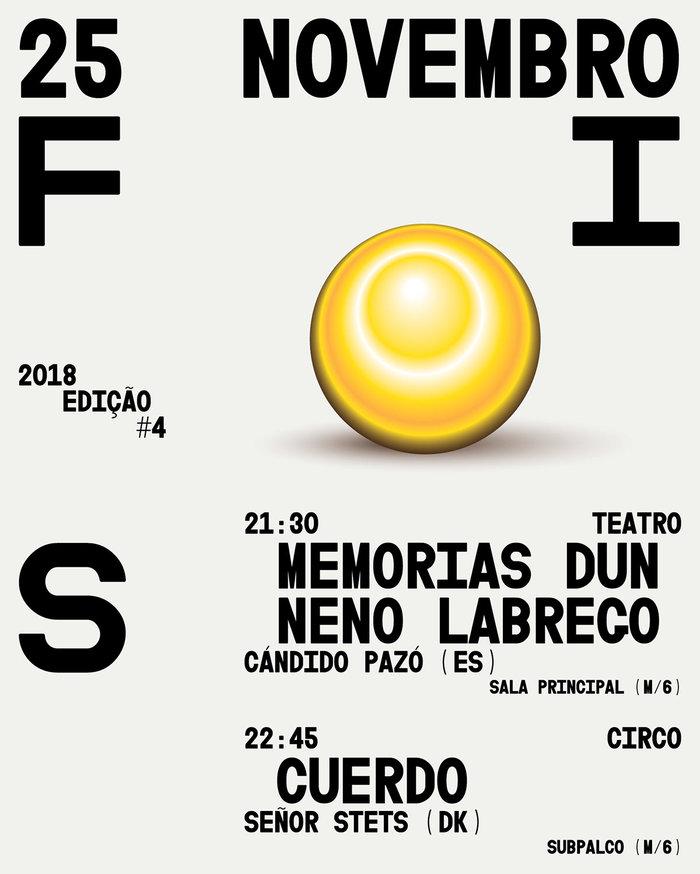Festival Internacional de Solos 2018 1