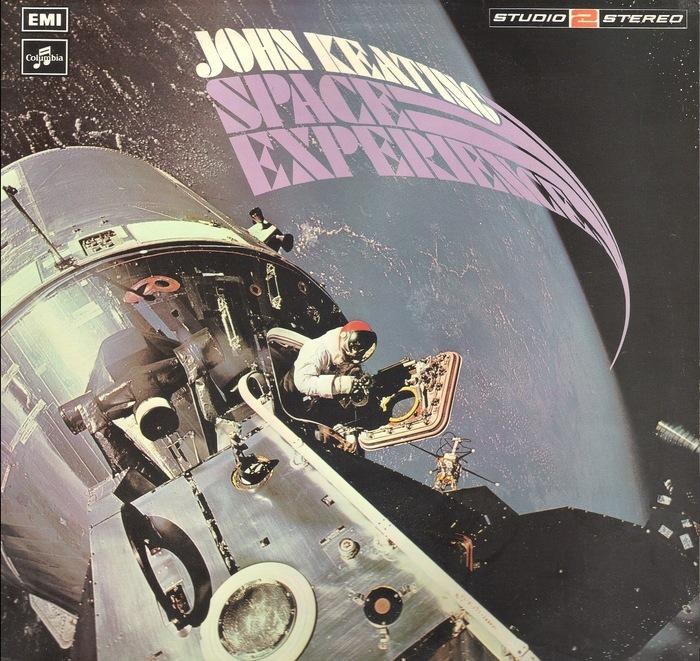 Space Experience – John Keating 1