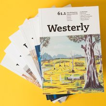 <cite>Westerly</cite> magazine (2016 redesign)