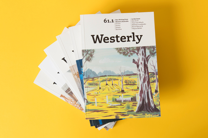 Westerly magazine (2016 redesign) 2