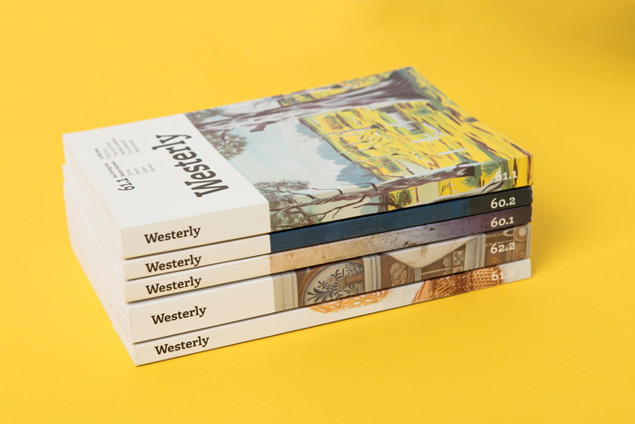 Westerly magazine (2016 redesign) 3