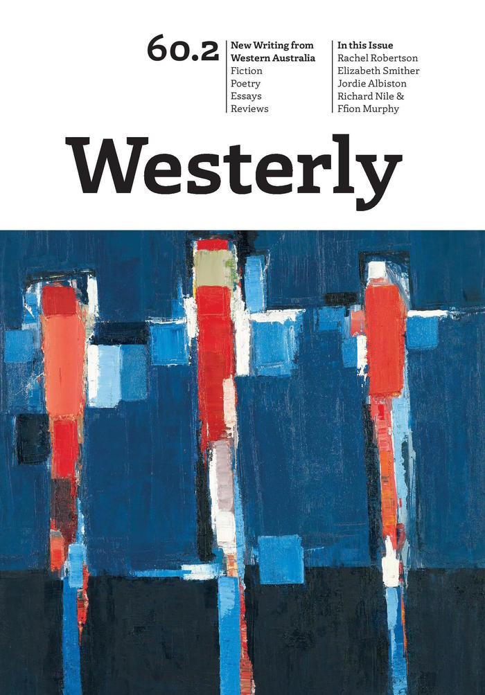 Westerly magazine (2016 redesign) 9