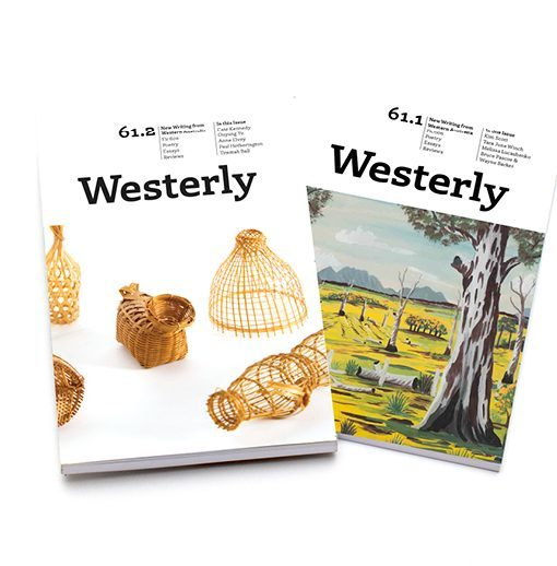 Westerly magazine (2016 redesign) 1
